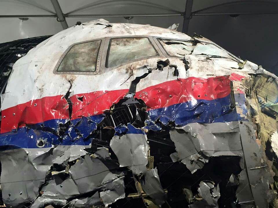 Pin van Dr Klotz op MH17 MH370