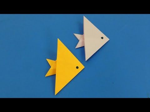 Origami Hummingbird Instructions In English Br Youtube