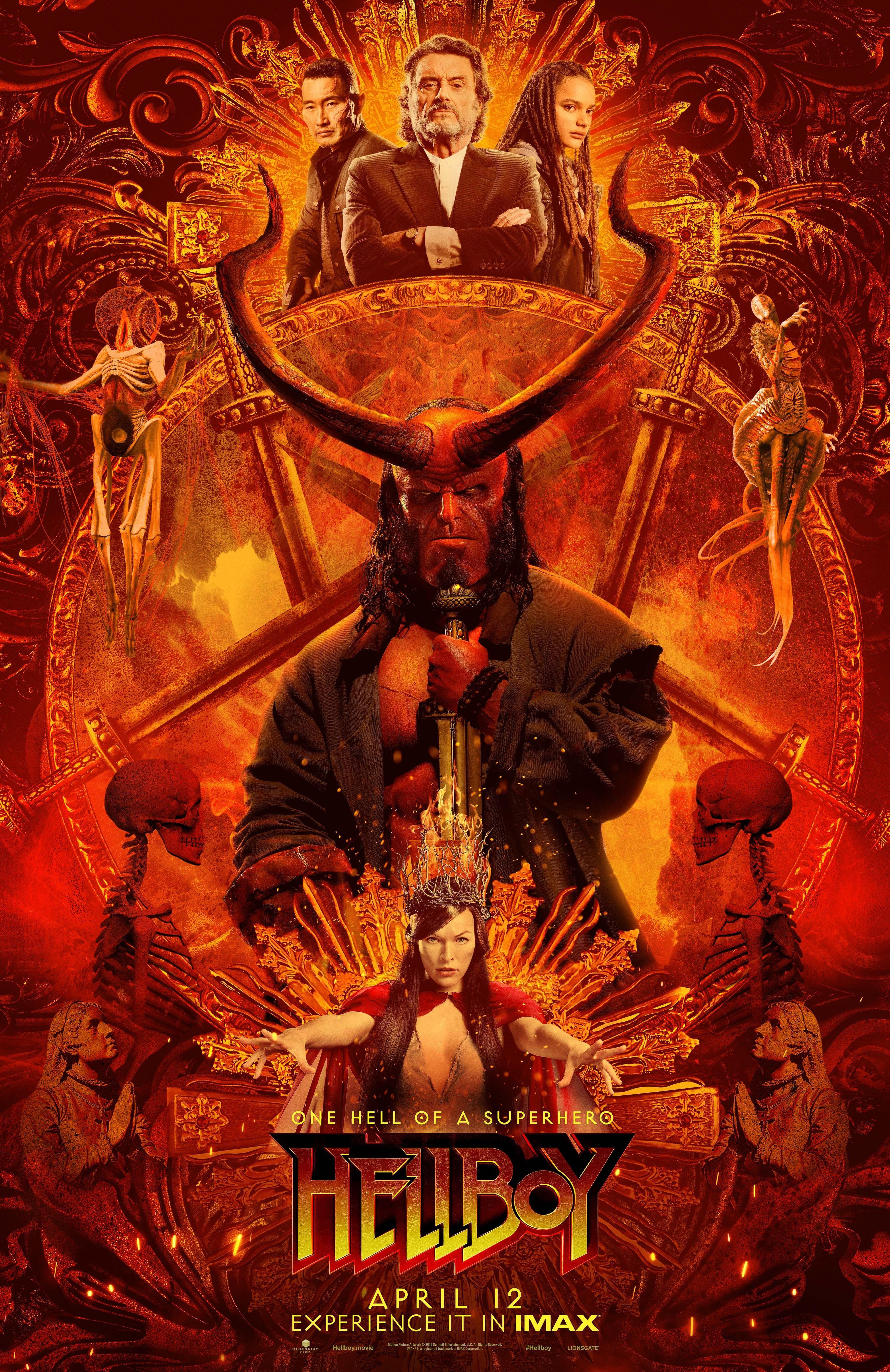 Imdb Hellboy
