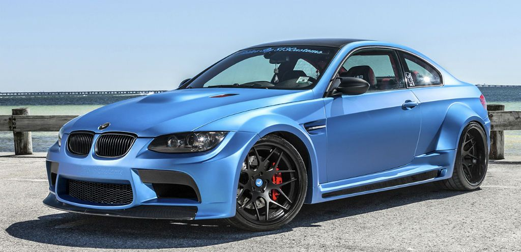 101 Modified Cars Modified Vorsteiner M3 Gtrs3 Widebody Based
