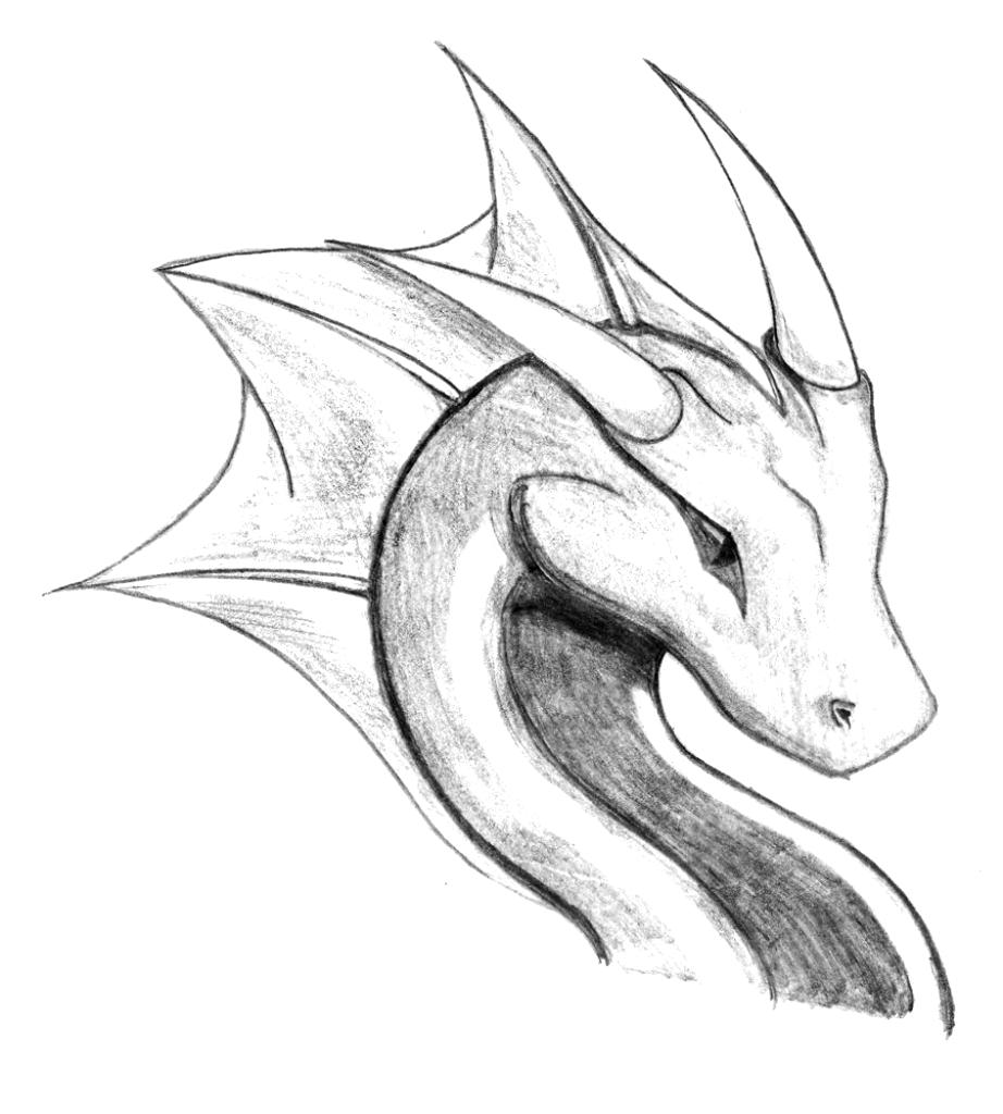 Pin By Brenda Galecio On Dibujos A Lapiz Easy Dragon Drawings Disney Art Drawings Art Drawings Sketches