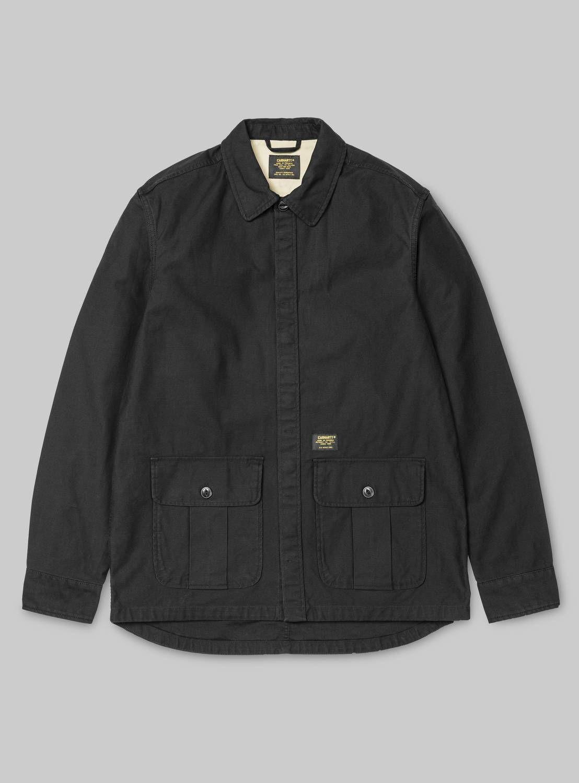 Latest Carhartt Navy Rigid Phoenix Coat for Men Online