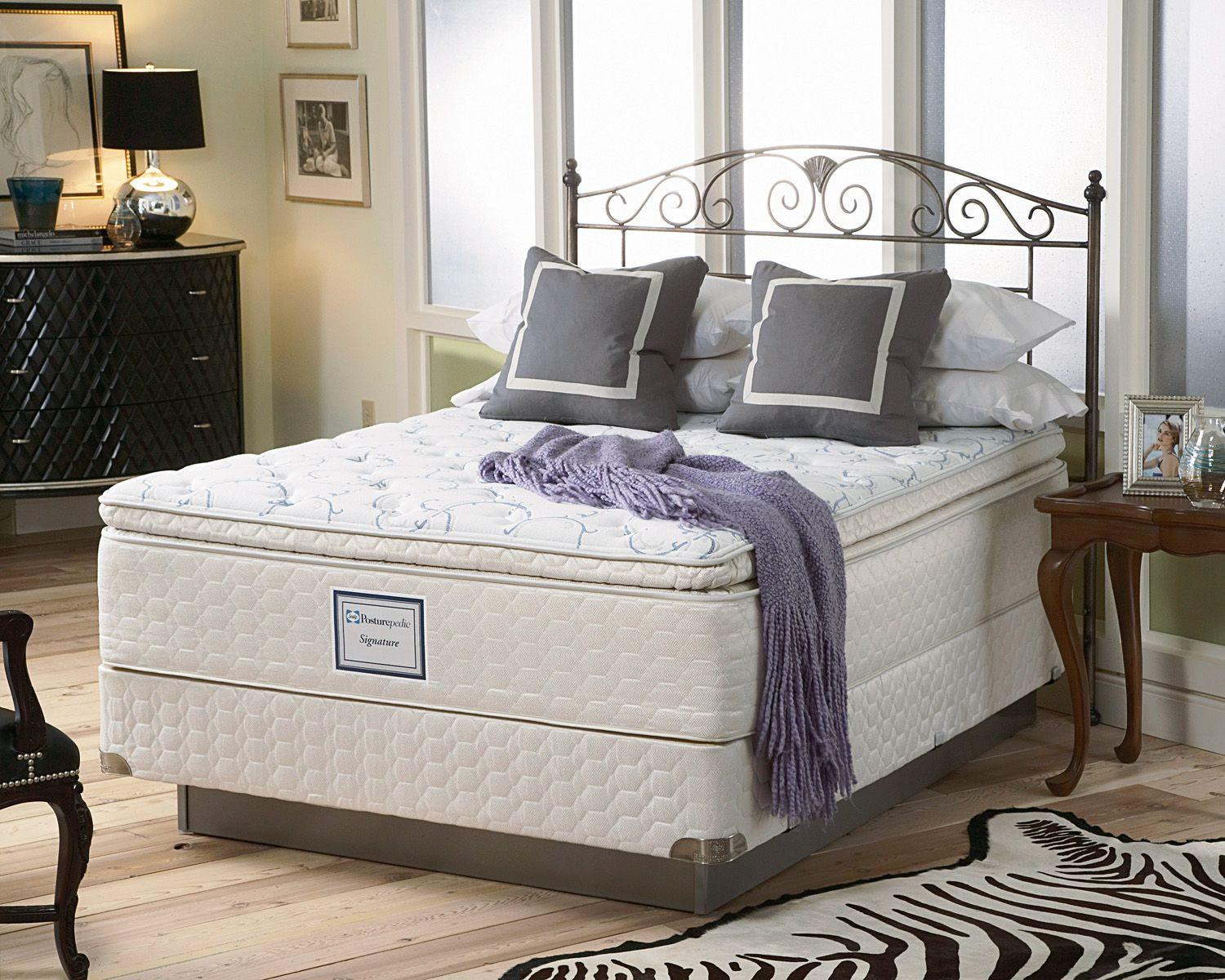 Sealy Bedding Available To Hefner Furniture Blissful Sleeping