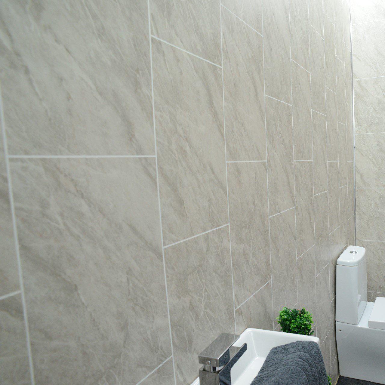 Tile Effect Bathroom Wall Panels Uk Check More At Http Www Arch20 Club 2017 06 24 Tile Effect Bathroom Wall Shower Wall Panels Bathroom Wall Panels Cladding