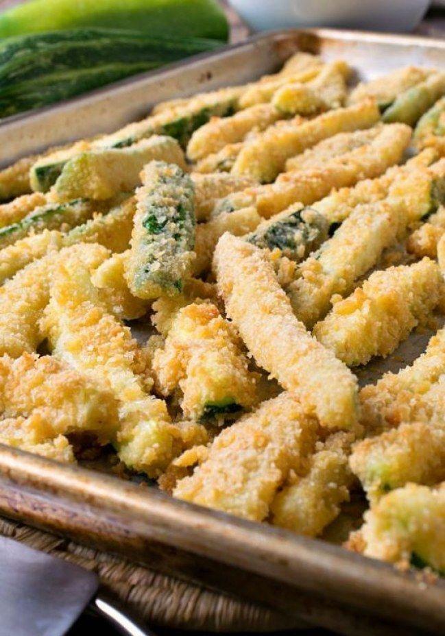 Soulfood mal anders: 4 gesunde Low Carb Gemüse-Pommes-Rezepte aus ...