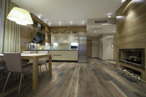 Malibu Full hardwood floor from our Alta Vista collection. | www.macwoods.com