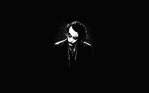 Black Joker Hd Wallpapers Black Hd Wallpaper Dark Knight Wallpaper Batman Wallpaper