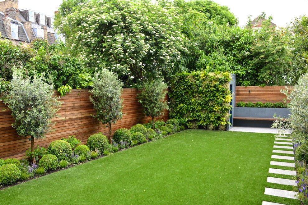 Image Result For Modern Back Gardens Garden Ideas Pinterest
