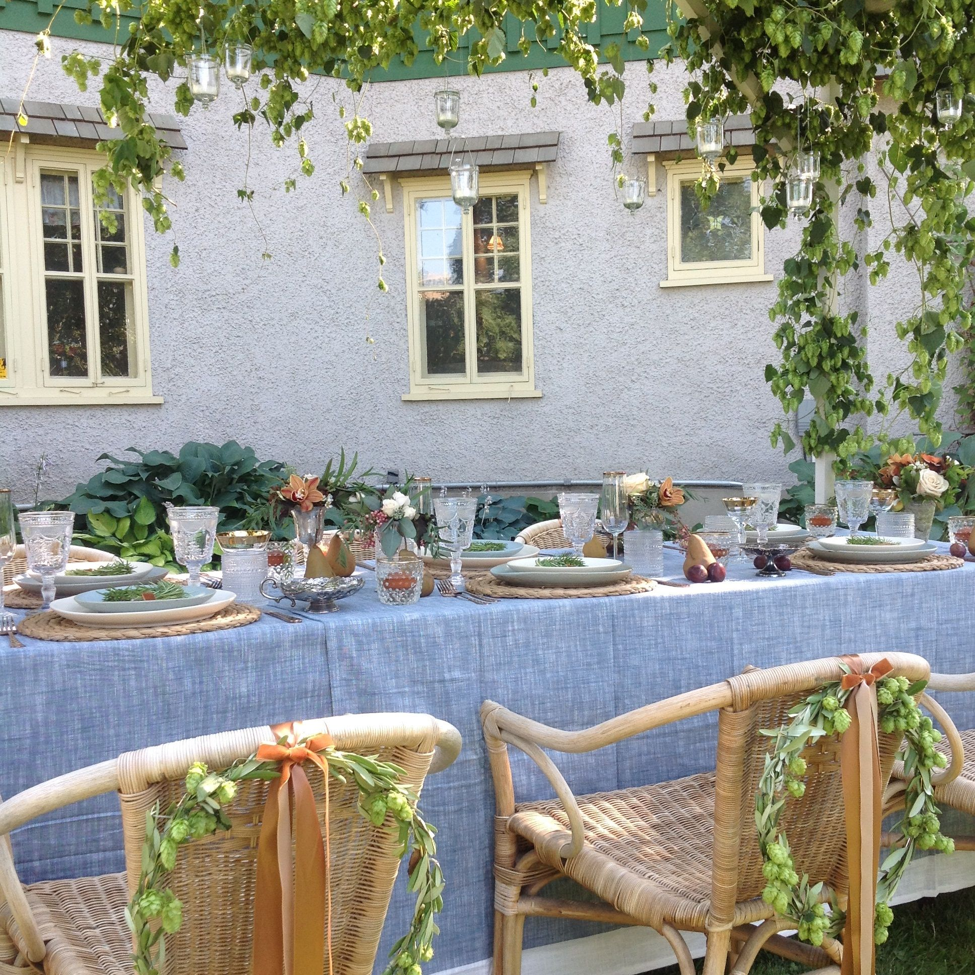 Another Beautiful Wedding At The Mackie Lake House, August