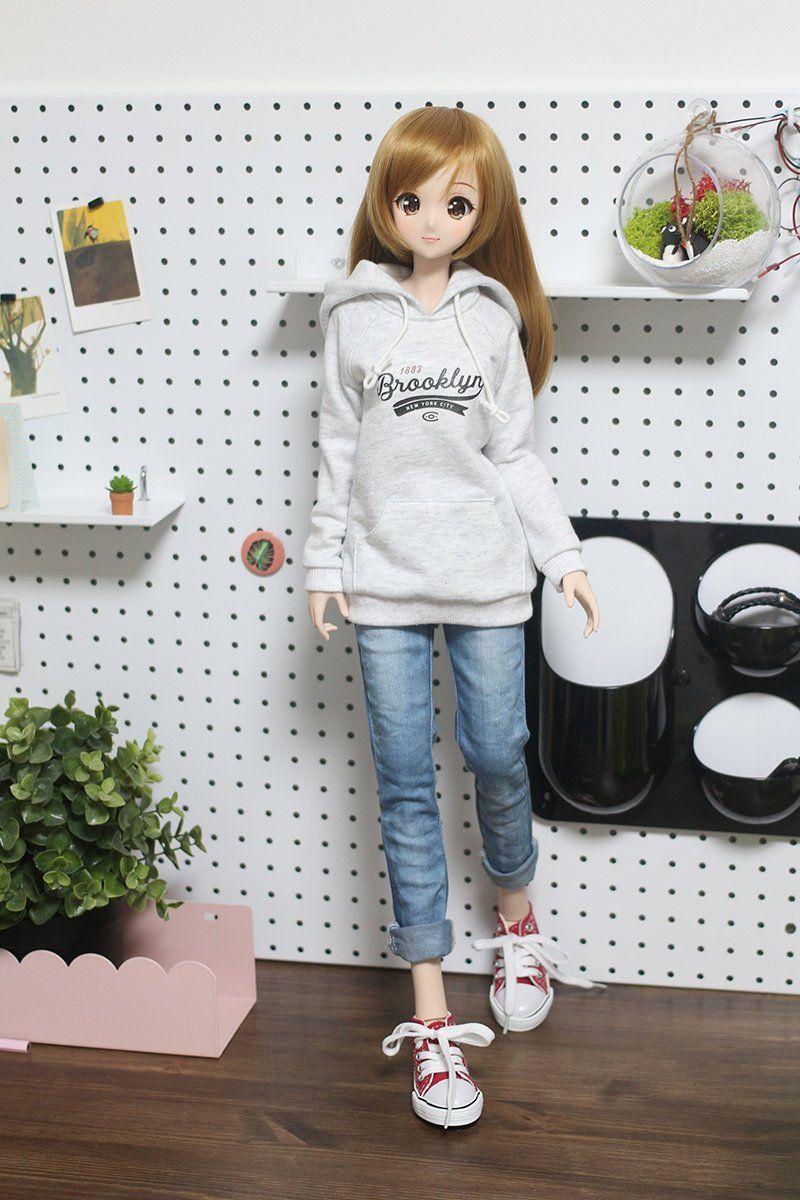 BJD doll clothes - Sd13 Smart doll Brooklyn Hoodie