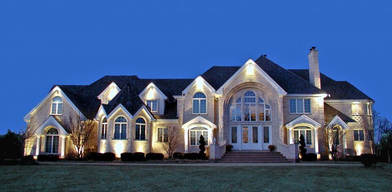 House Down Lighting Outdoor Accents Lighting Outdoor Lighting