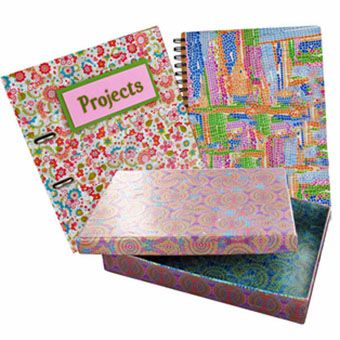 Decopatch Stationery Craft Ideas Inspirational Projects Hobbycraft Stationery Craft Craft Supplies Online Hobbies And Crafts