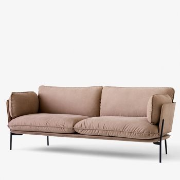 &Tradition Cloud three seater sofa, Hot Madison CH1249/495 | Sofas