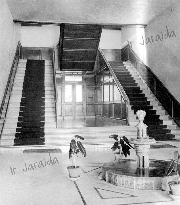 صباح الورد من داخل قصر رغدان في الأربعينيات أيام حكم الملك عبدالله الاول بن الحسين Amman Music Instruments