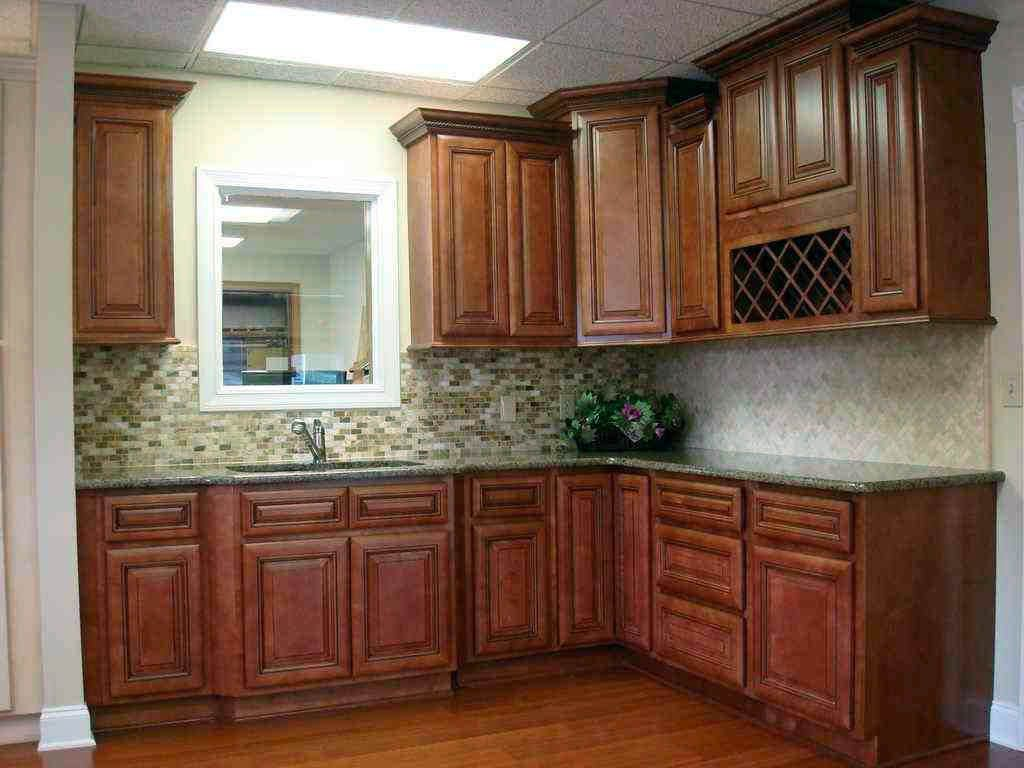 Terrific kitchen cabinet refacing cost vs replacement only ...