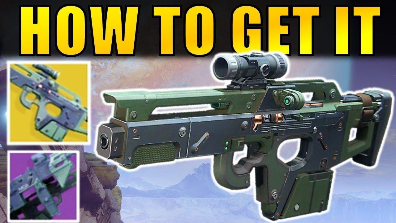How To Get The Mida Multi Tool Destiny 2