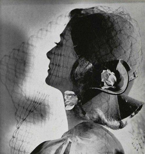 Robert Rigassi, Hat by Caroline Reboux, l'Officiel, 1940