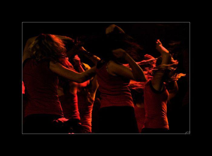 ...gleich und doch nicht...  Impression der Tanzgala von Tanzstudio Dancefloor