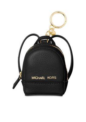 4a41b129c15131 MICHAEL Michael Kors Key Charms Rhea Backpack Key Chain   Products ...