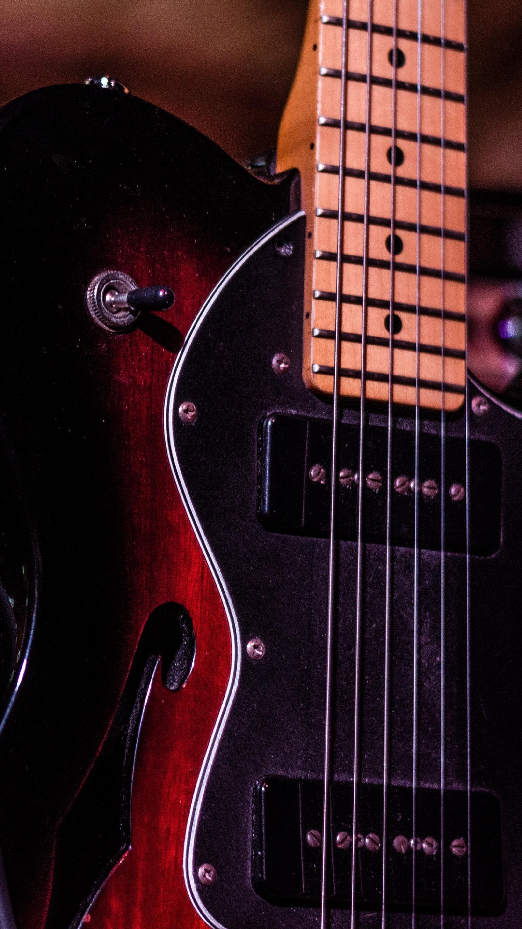 Music Instrument Electric Guitar 4k Wallpaper