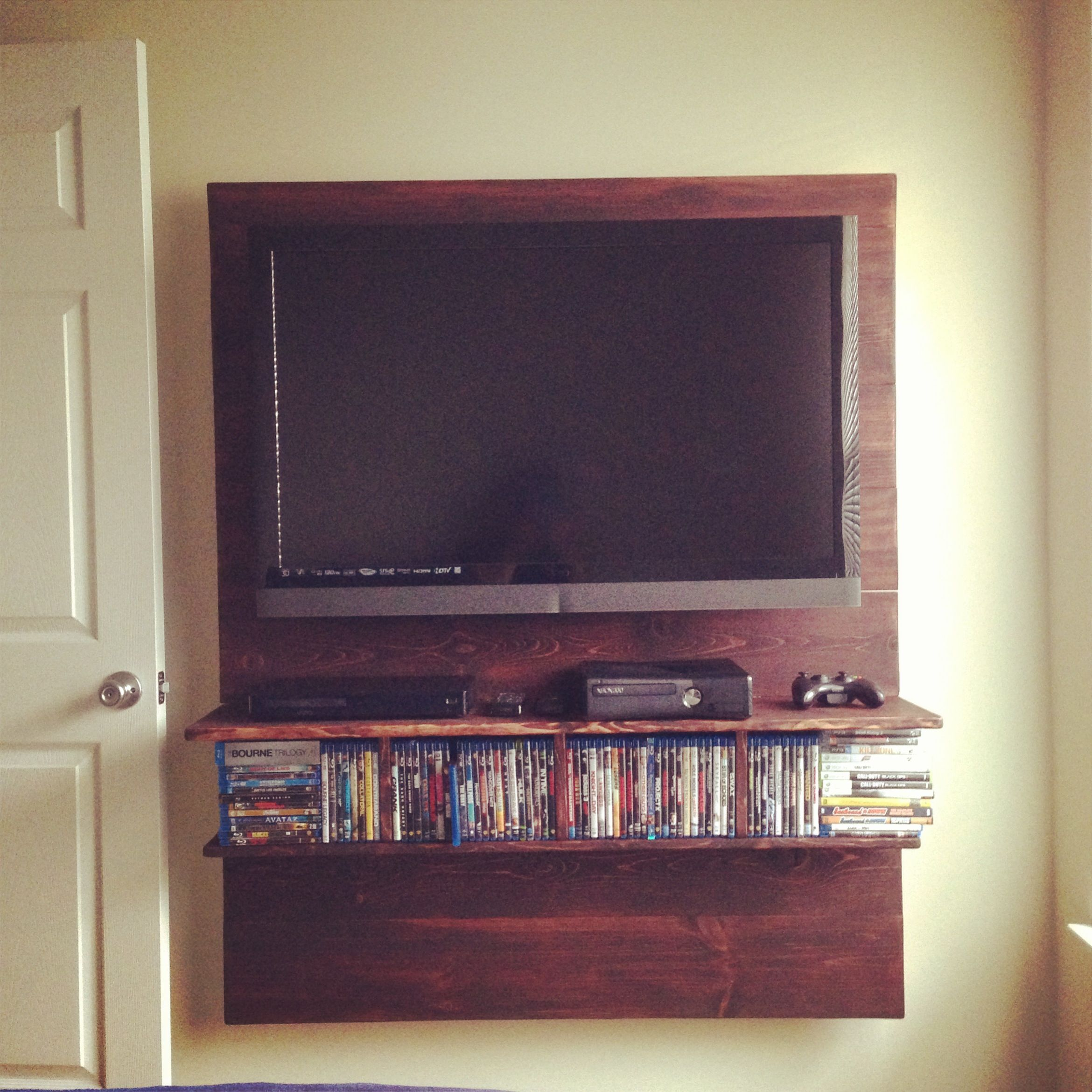 How To Cover Wires Wall Mount For The Tv To Hide The Wires Decor Ideas Pinterest