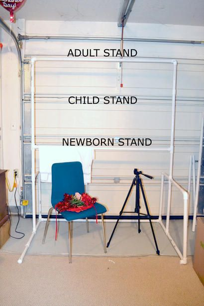 DIY 3 IN 1 PVC Backdrop Stand! Head On Over To My Site For Directions