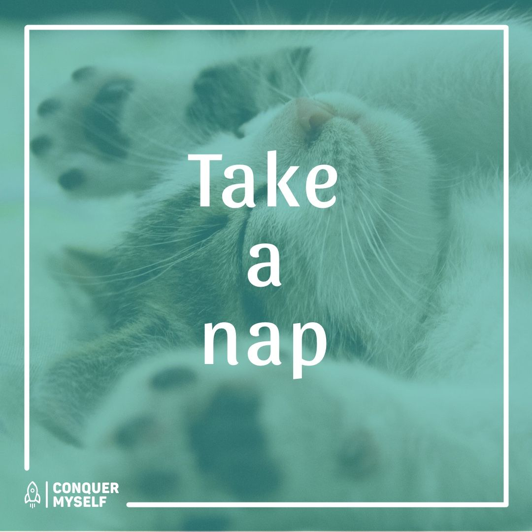 A Short Nap Is Usually Recommended Between 20 And 40