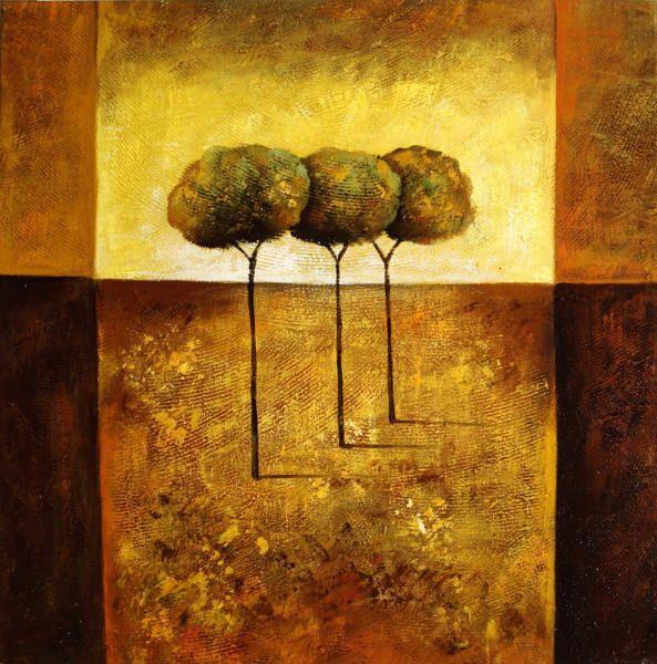 Paisajes cuadros abstractos imagui for Imagenes de cuadros abstractos texturados