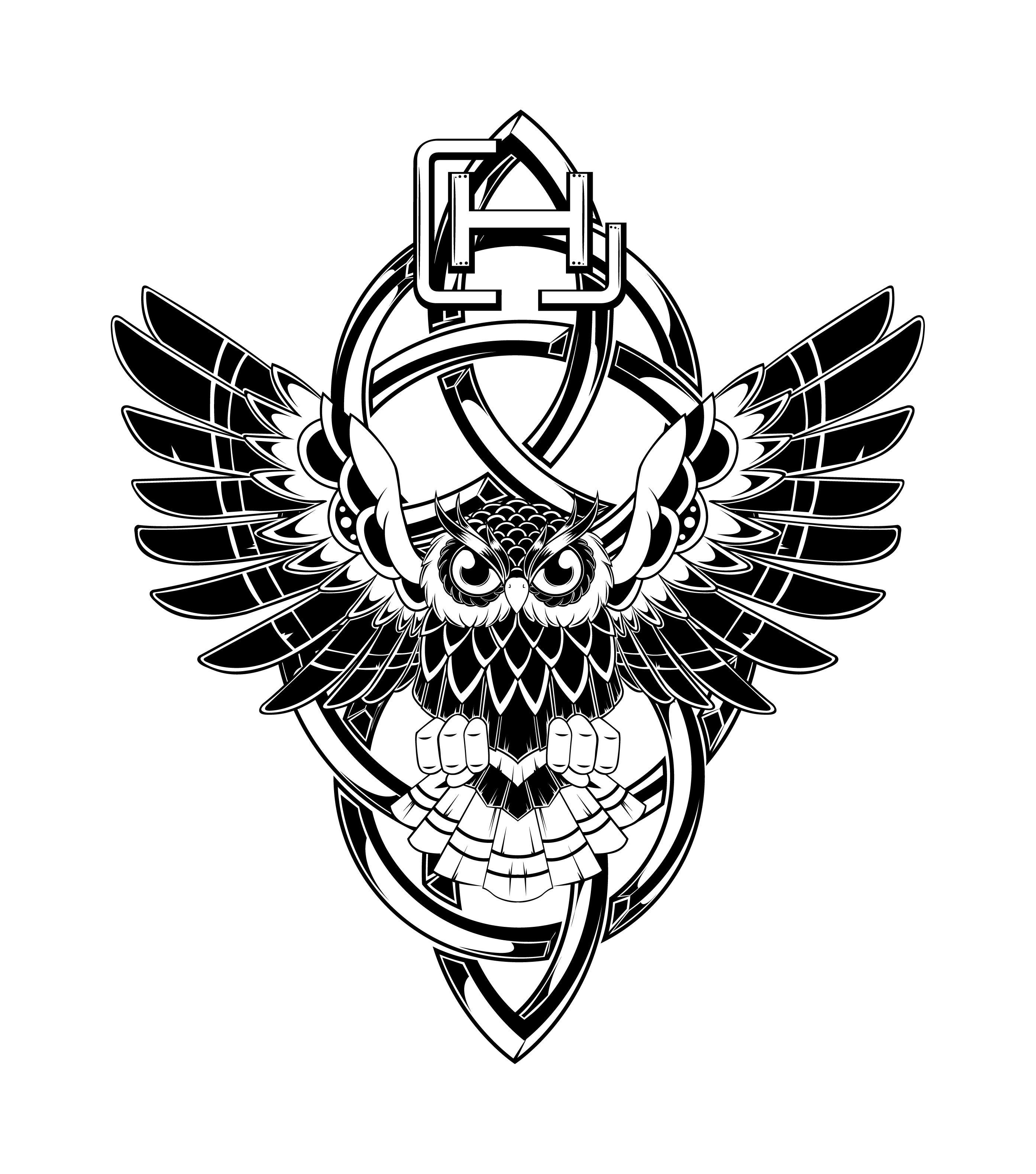 Diseño vectorial creado en Illustrator CS5, por HJcreation