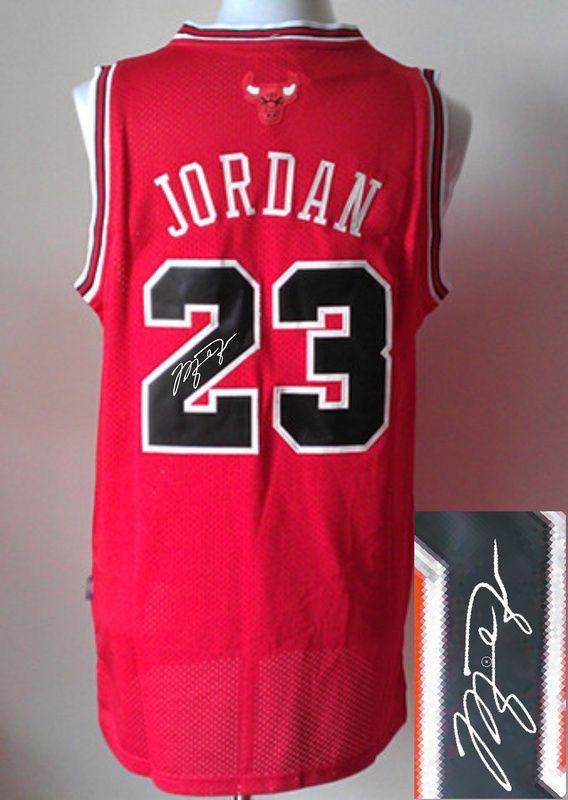 michael jordan signature jersey