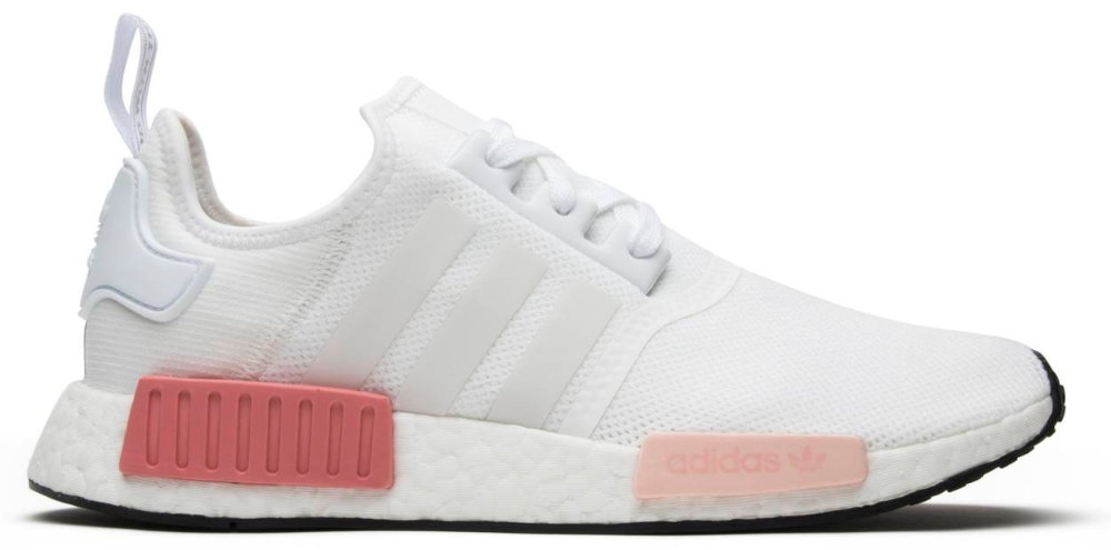 Wmns NMD_R1 'White Rose' | Rose adidas, Adidas, Adidas nmd r1