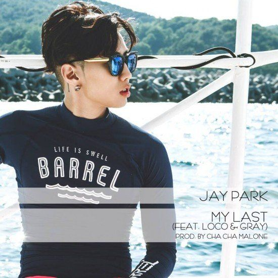 "Jay Park Releases Refreshing Teaser Photos for ""My Last"" 