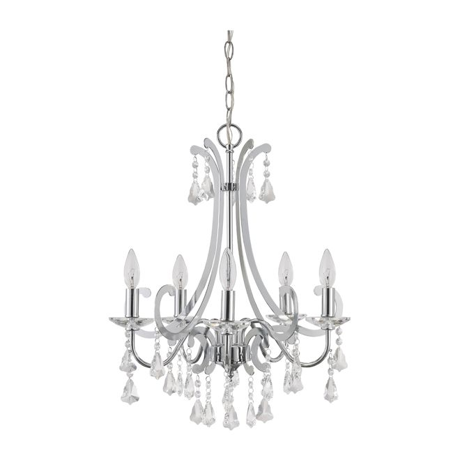Dixie  5-Light Chandelier | RONA - $174  sc 1 st  Pinterest & Dixie