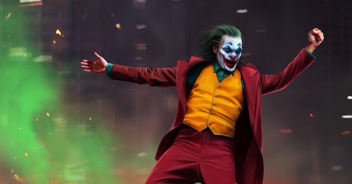 Baru 30 Joaquin Phoenix Joker Pc Wallpaper Hd Di 2020 Gambar