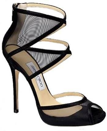 #Jimmy Choo 'Katima' Strappy Sandal