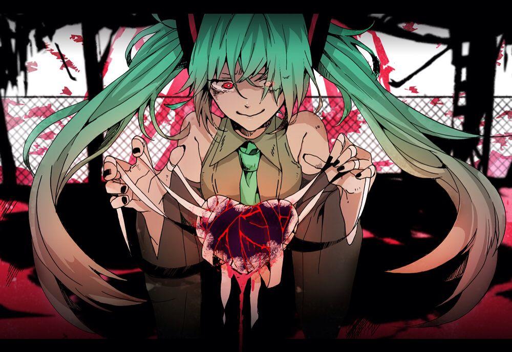 Streaming heart Miku, Hatsune miku, Vocaloid