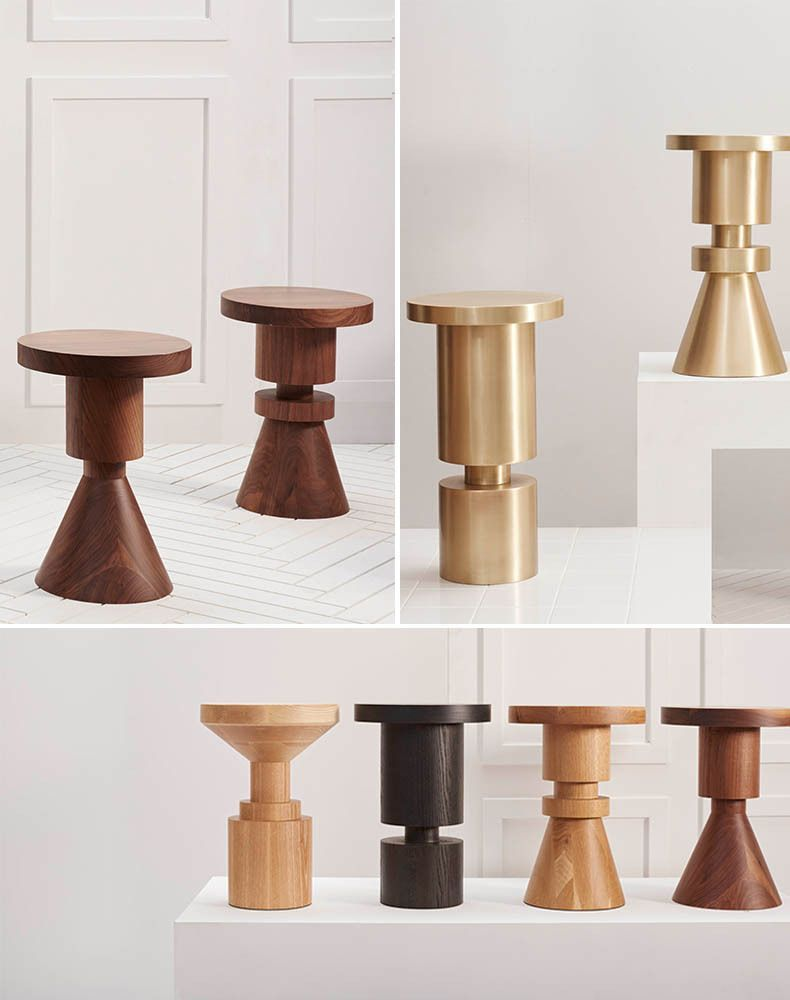 Tabourets Waterline Image Result For Philippe Hurel Tobias Stools Design Table