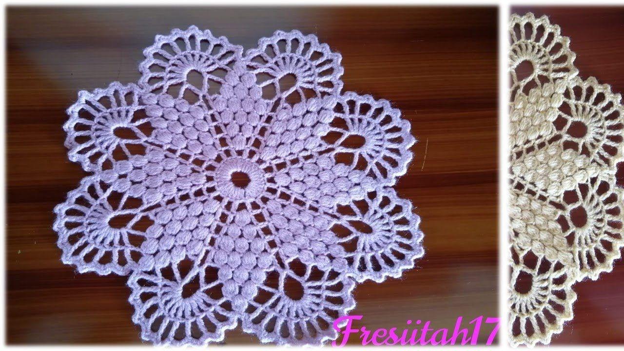 Tapetes tejidos a crochet