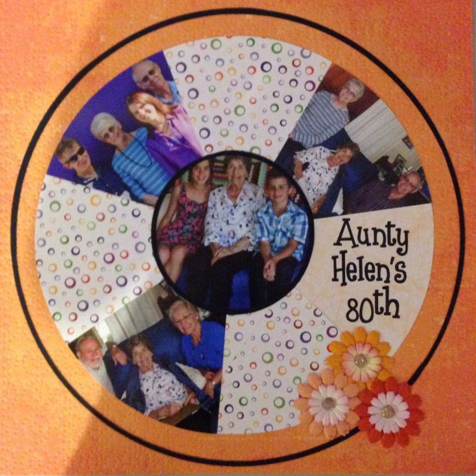 Aunty Helen's 80th - 2012