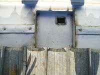 Correct Installation Of The Box Gutter Joiner Around A Sump Box Gutter Seamless Gutters Gutters