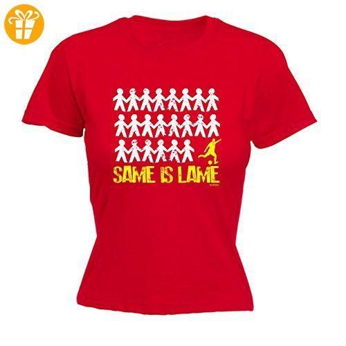 Schön Same Is Lame Damen T Shirt, Slogan Blau Navy   Shirts Mit Spruch  (*Partner Link)