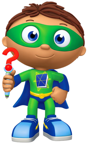 Cartoon Characters Super Why Png Super Why Super Why Birthday Super Why Party