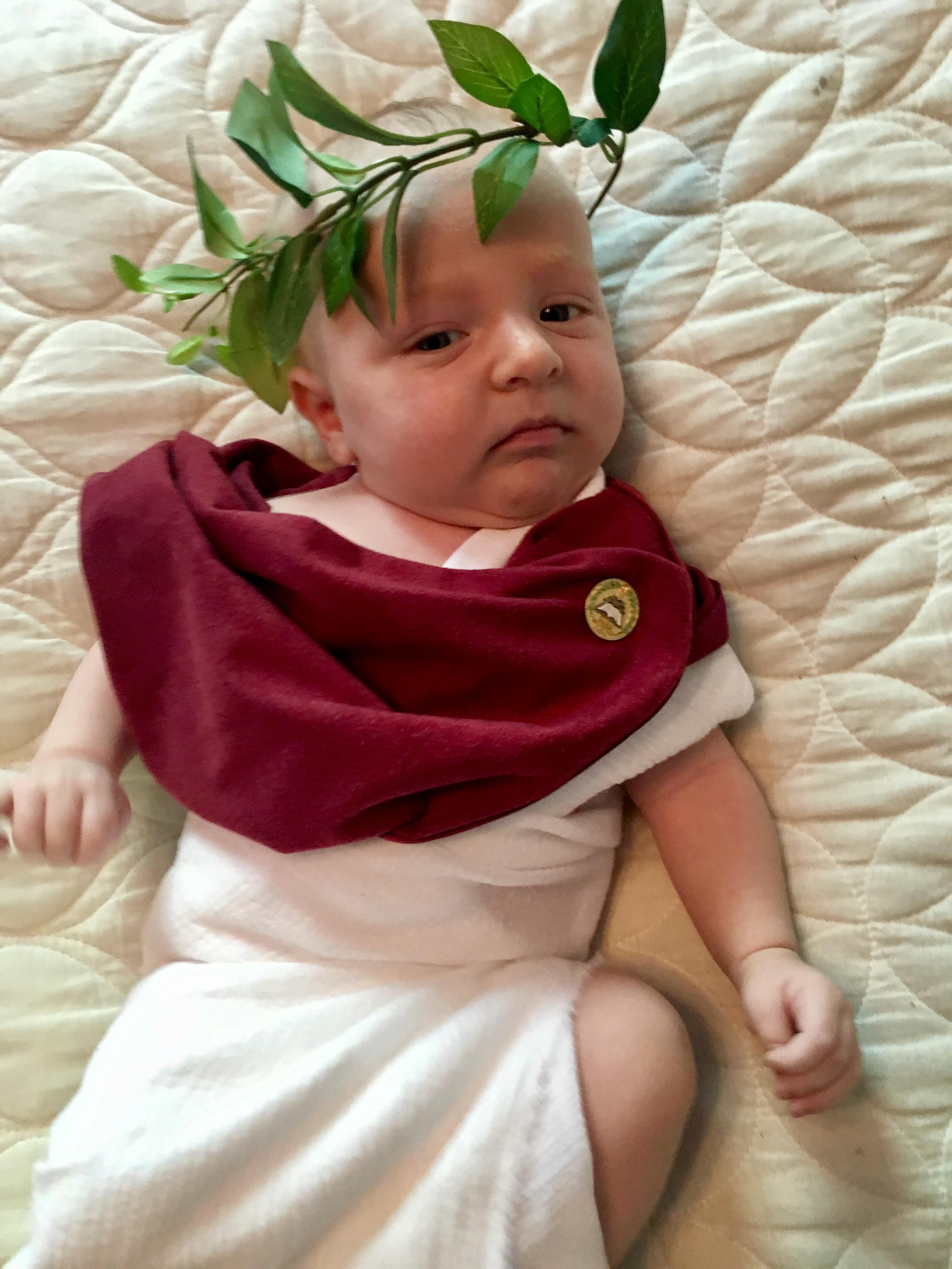 A Little Late But Here S My Little Julius Caesar Daddy