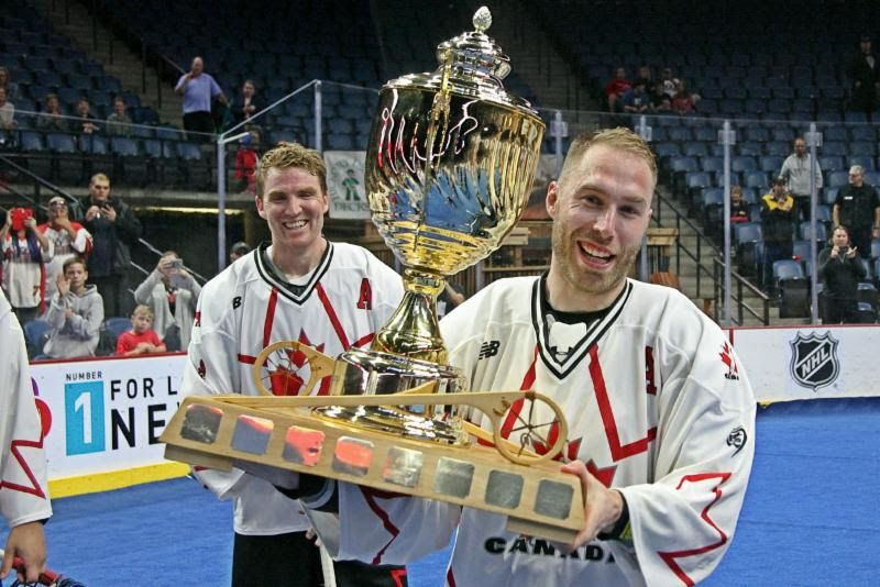 Canada Claims Heritage Cup Box Lacrosse Title With 196