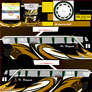 Download Kumpulan Livery Bus Simulator Indonesia Dari Berbagai Sumber Semua Aja Mobil Modifikasi Konsep Mobil Mobil