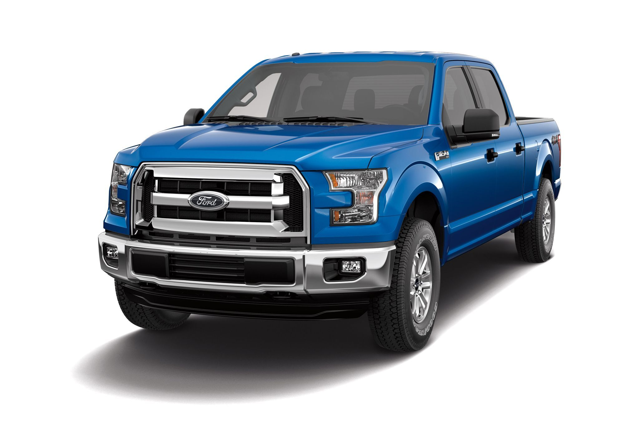 2015 Ford F 150 Xlt Front View Ford F150 Pickup Trucks Ford