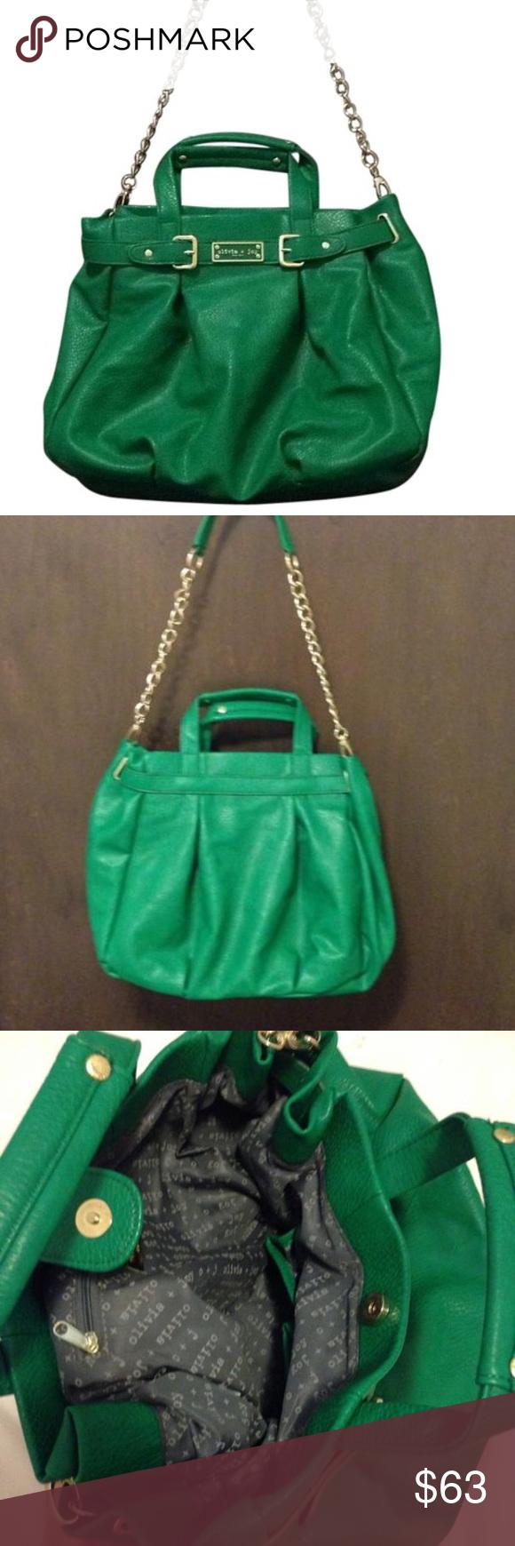 Olivia & Joy Large green purse Olivia & Joy Large green purse Olivia + Joy Bags Hobos