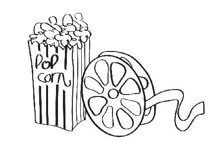 Movie Reel Clipart