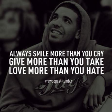 30 Inspiring Drake Quotes | Inspiring words | Rapper quotes ...