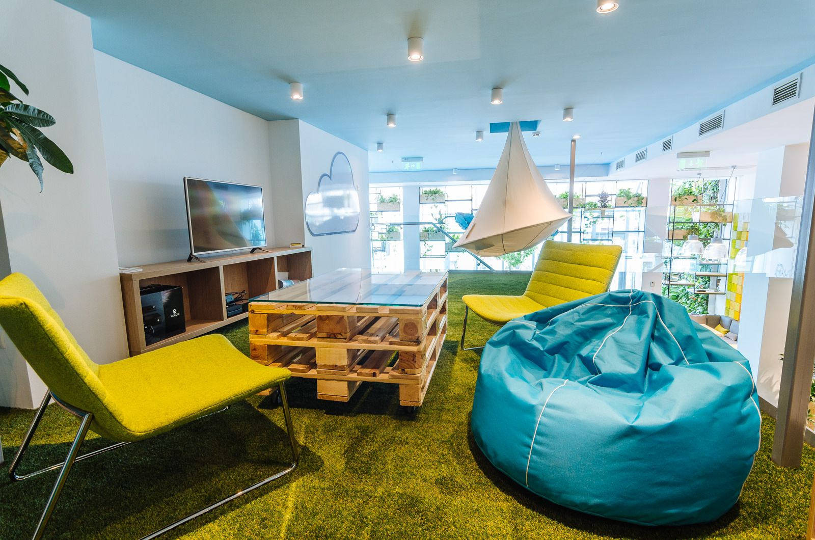 Small Office Bean Bags